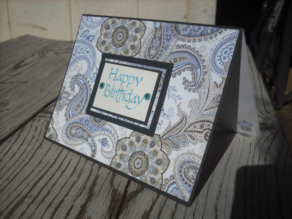 SALE Handmade 3D Happy Birthday Greeting Card on Luulla